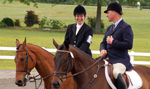 Photo of Equestrians at Jersey Fresh Three Day event