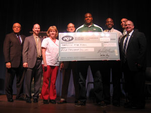 Photo of Eat Right Move More check presentation