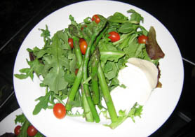 Photo of Jersey Fresh Asparagus Salad - Click to enlarge
