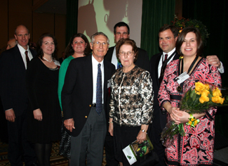 Photo of NJ Outstanding Young Farmers at National OYF Congress