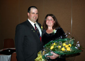 Photo of Rich and Debbie Norz - Click to enlarge