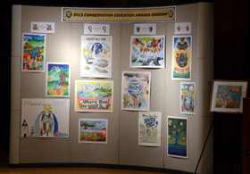 Photo of the 2013 contest entries - Click to enlarge