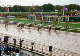 Photo of Monmouth Park Racetrack - Click to enlarge