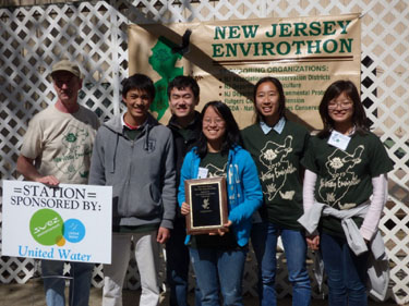Photo of third place winner West Windsor Plainsboro HS North