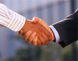 Photo - handshake