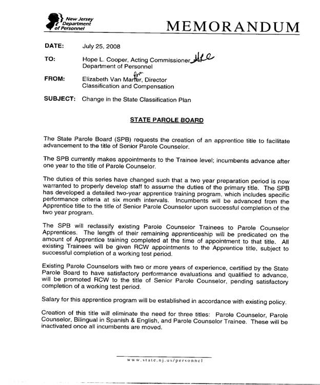 Civil service commission meeting minutes of july 30 2008 the civil service commission recorded the recommended changes in the state classification plan copies of which are attached hereto and made a part hereof fandeluxe Image collections