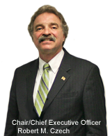 Chair/Chief Executive Officer Robert M. Czech