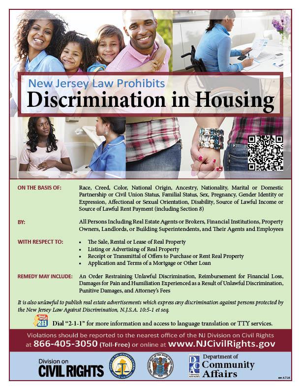 NJ Department of Community Affairs