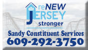 ReNew Jersey Stronger Constituent Services