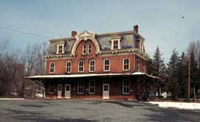 Hopewell Railroad Station