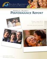 DCF Annual Agency Performance Report