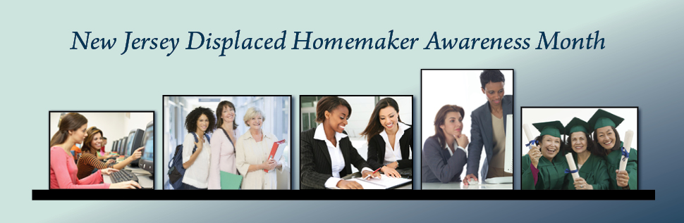 Displaced Homemaker Awareness Month