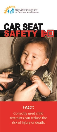 This Brochure And Poster Provide Helpful Tips Regarding Car Seat Safety Properly Securing Children At Every Growth Stage