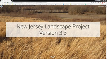 NJDEP Division of Fish & Wildlife - New Jersey's Landscape