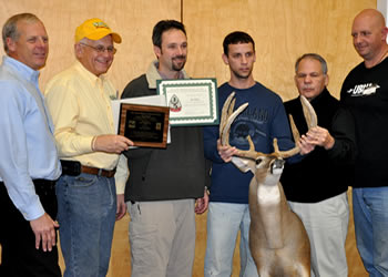 Winners - Non-Typical Muzzleloader