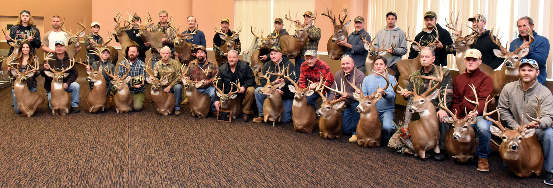 NJDEP Division of Fish & Wildlife - Garden State Deer Classic