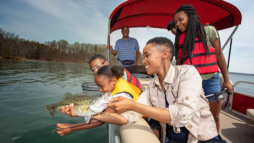 Njdep Division Of Fish Wildlife New Jersey S Free Fishing Days