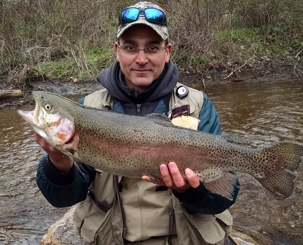 Njdep division of fish wildlife 2018 spring trout for Trout fishing nj