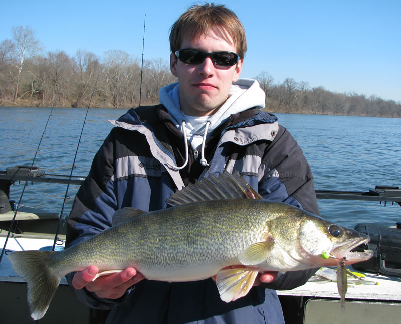 Njdep division of fish wildlife warmwater fishing in for Fishing lakes in nj