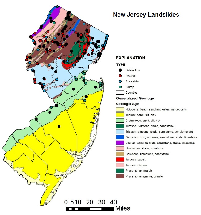 NJDEP - New Jersey Geological and Water Survey - DGS06-3