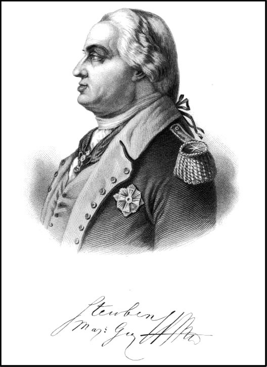 prussian baron von steubens contribution to the revolutionary cause in america