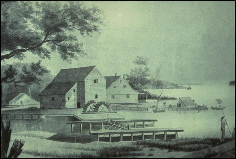 Steuben House Mill