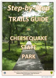 Trails Guide To Cheesequake State Park