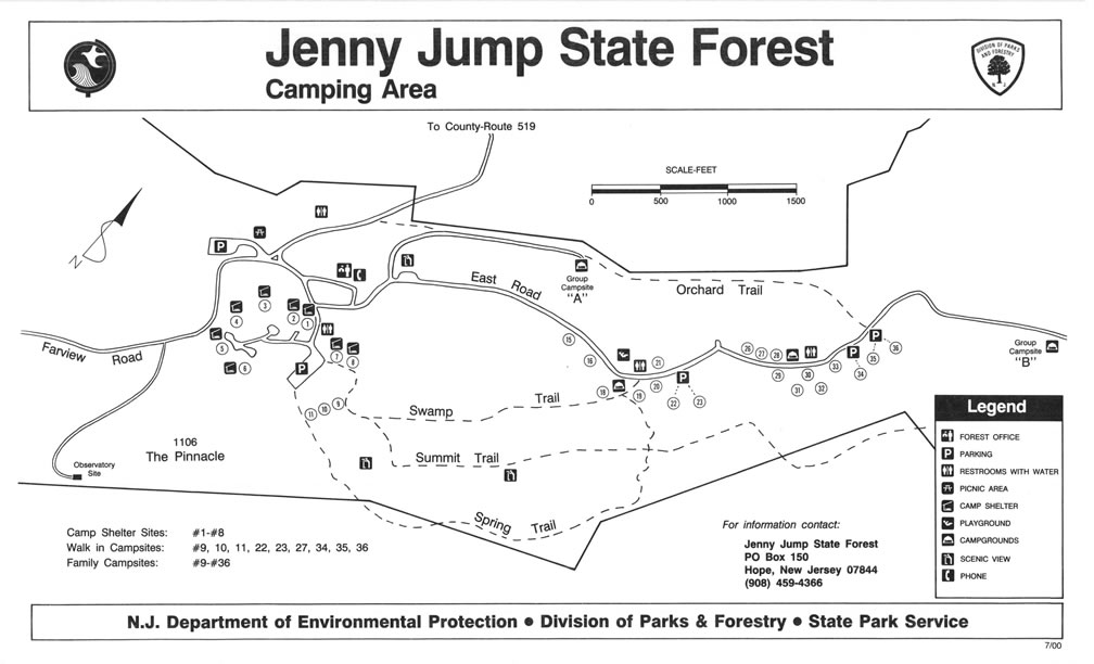 Njdep Parks And Forests