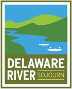 Logo for the Delaware River Sojourn.