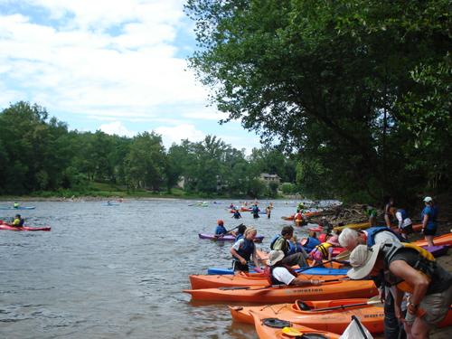 Delaware River Basin Commission 20th Delaware River Sojourn A Huge Success