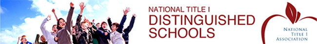 Title I Distinguished Schools