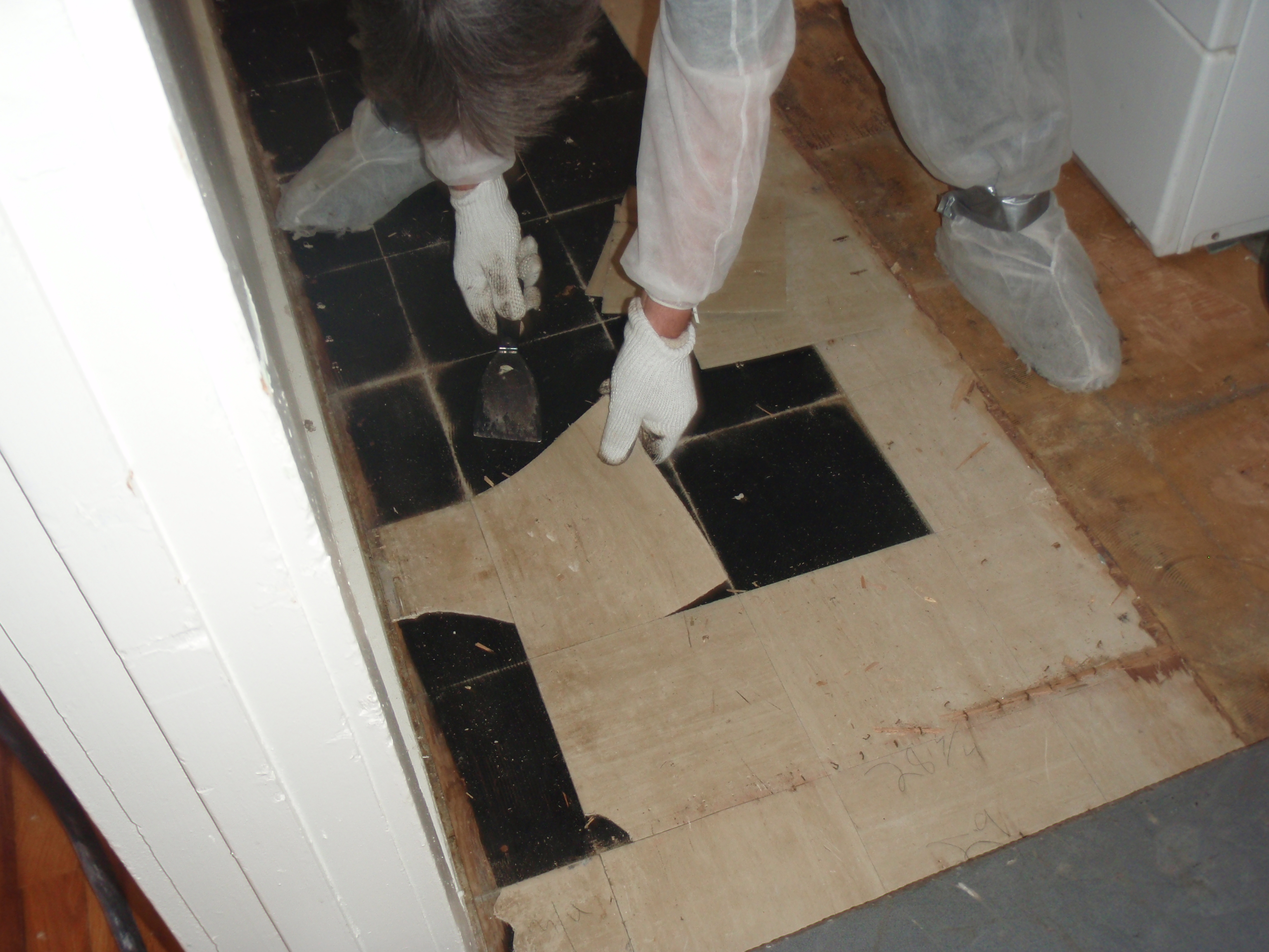 Department of health environmental health asbestos faq glue that attaches floor tiles to concrete or wood also called dailygadgetfo Gallery