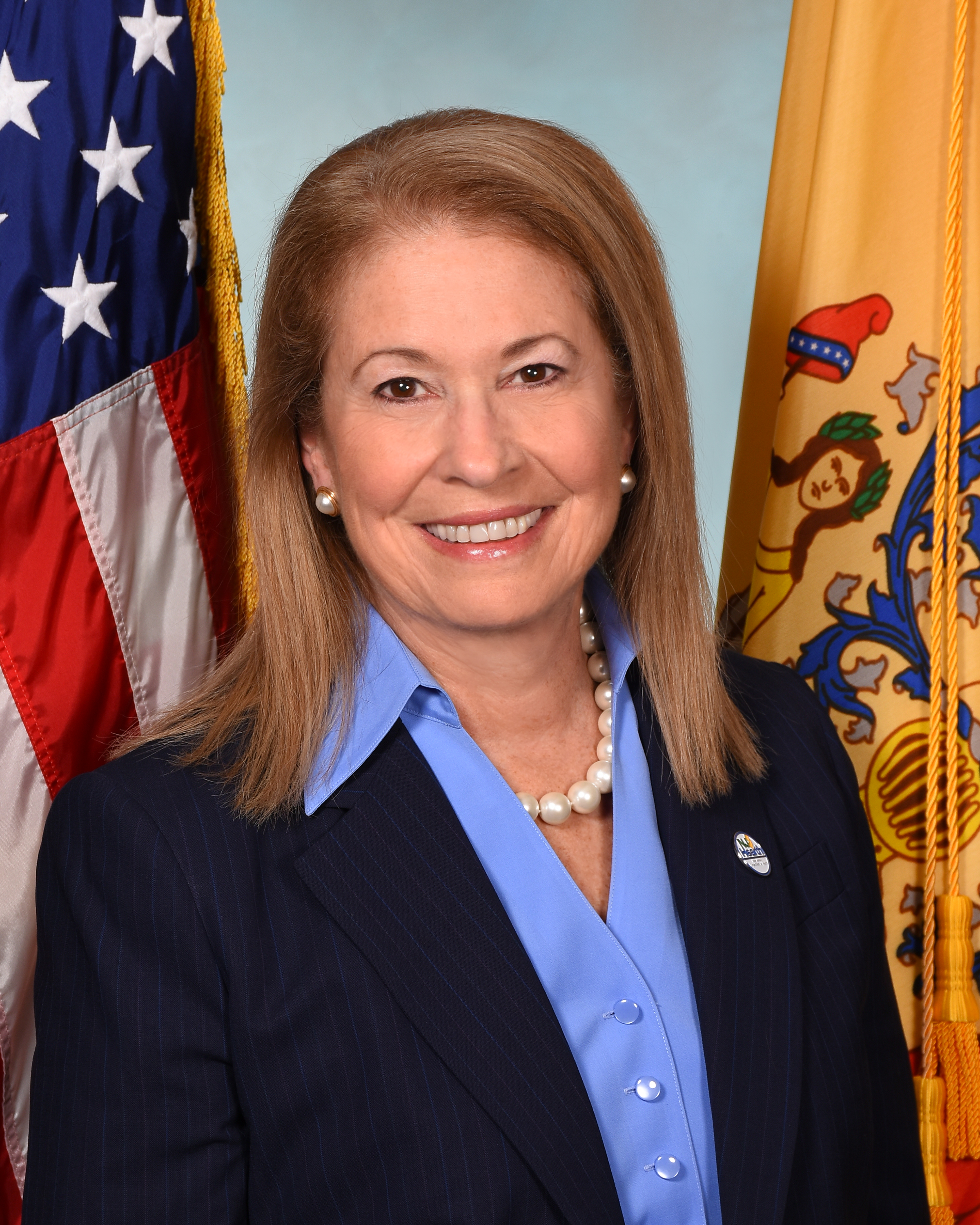 Judith M. Persichilli, R.N., B.S.N., M.A., Acting Commissioner