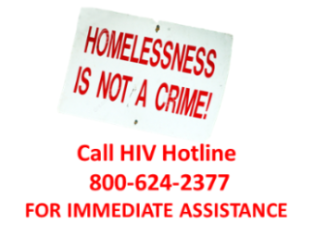 HIV-Positive and Homeless?