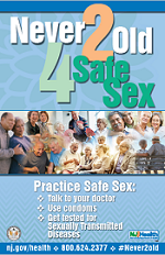 Seniors: Safe Sex Means You, Too
