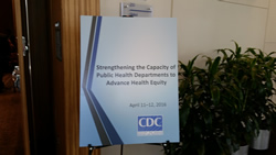 2016 CDC Health Equity Summit