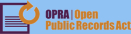OPRA - Open Public Records Act