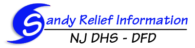 Sandy Relief Info logo