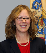 Acting Commissioner Elizabeth Connolly