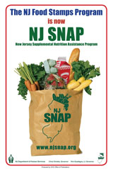 Income Level For Food Stamps In Nj