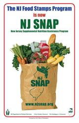 New Jersey State Food Stamp Program