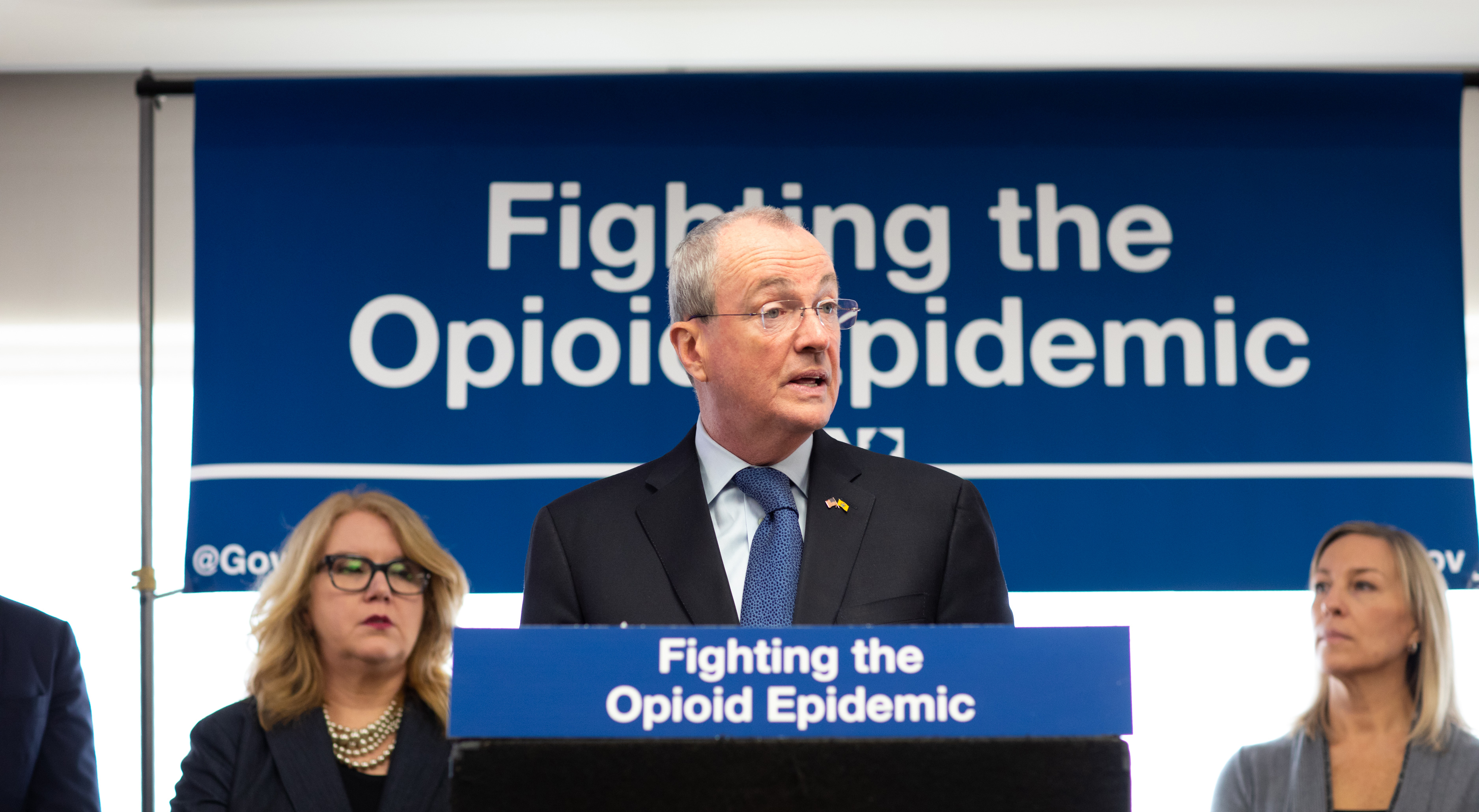 Governor Murphy Signs Legislation to Combat Opioid Crisis