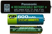 NiCd batteries