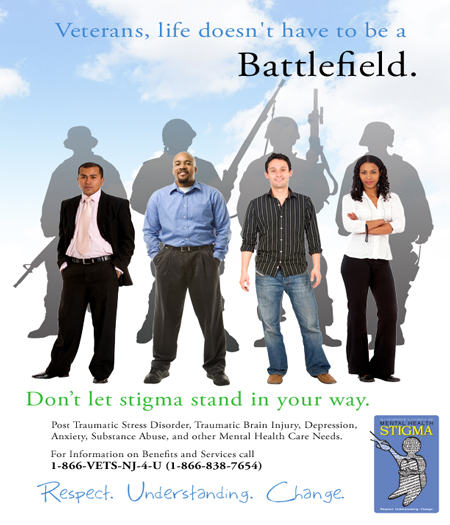 Governor S Council On Mental Health Stigma Campaign Helps Veterans