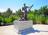Fishermen's Story Memorial, Barnegat Light NJ