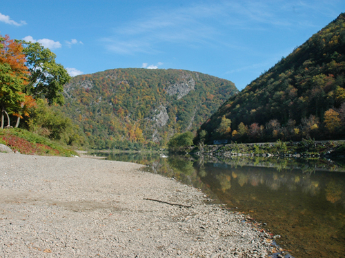 Delaware Water Gap National Recreation Area, Warren County