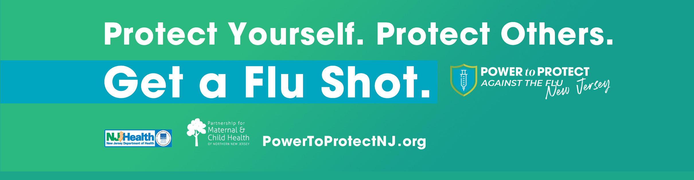 Protect Youself, Protect Others- Get Flu Shot - Read More
