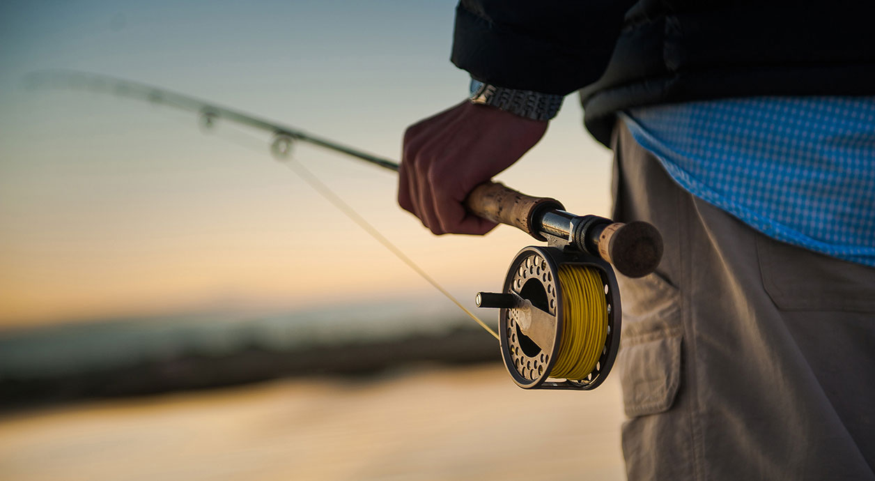 The official web site for the state of new jersey for Nj fishing permit