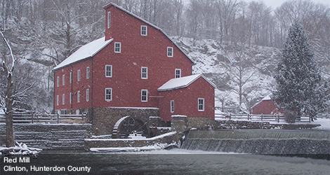Red Mill, Clinton