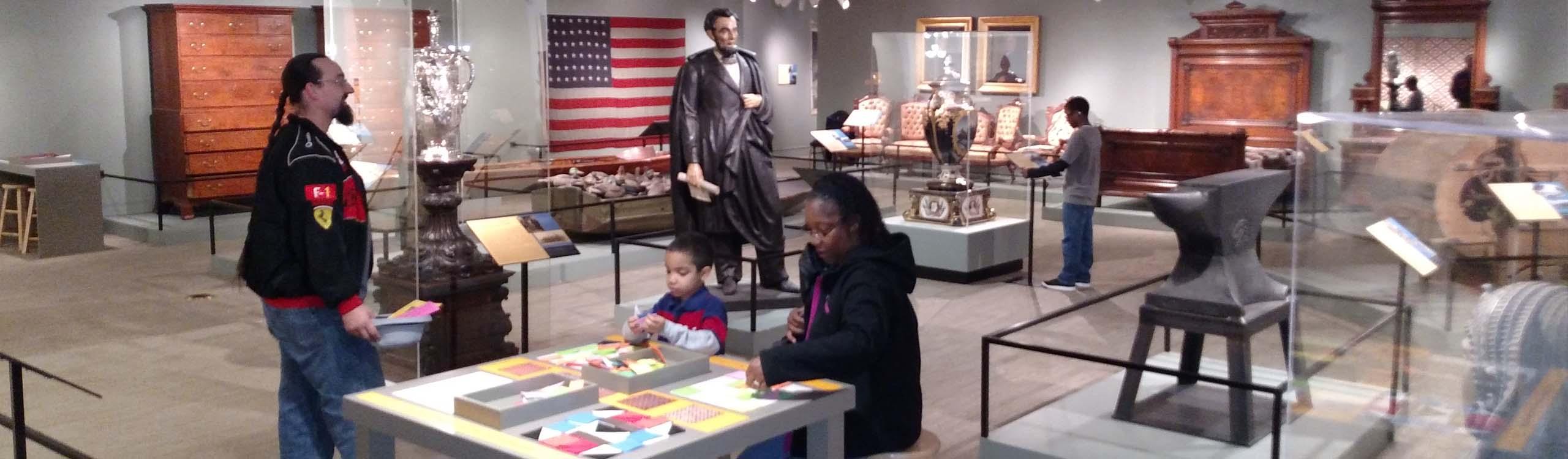 Nj Dos Nj State Museum Visit